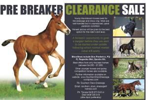 Pre Breaker Sale!
